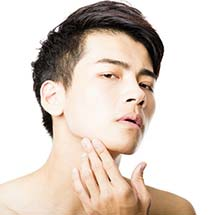 Implante de menton